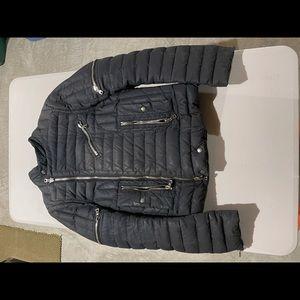 Balmain Biker Puffer Jacket